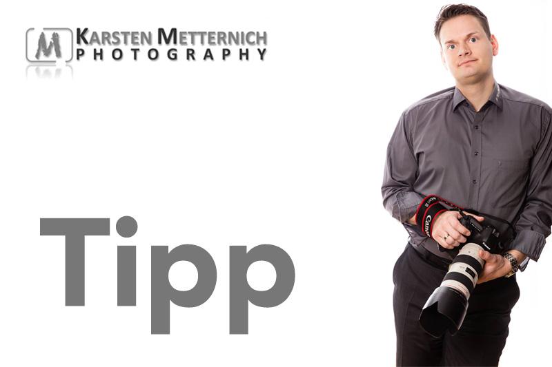 Tipp 5: Braucht man ein Probeshooting vor der Hochzeit?